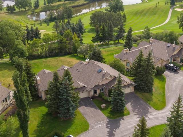 143 Country Club Lane, Rural Rocky View County, AB T3R 1G2 (#C4302503) :: Calgary Homefinders
