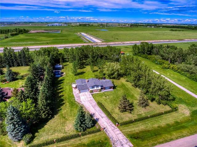63 Prairie Schooner Estates, Rural Rocky View County, AB T1X 0J8 (#C4302544) :: The Cliff Stevenson Group