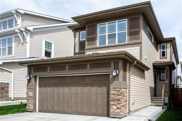 70 Sage Bluff View NW, Calgary, AB T3R 0X5 (#C4302552) :: The Cliff Stevenson Group