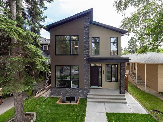 607 19 Avenue NW, Calgary, AB T2M 0Y9 (#C4302636) :: Calgary Homefinders