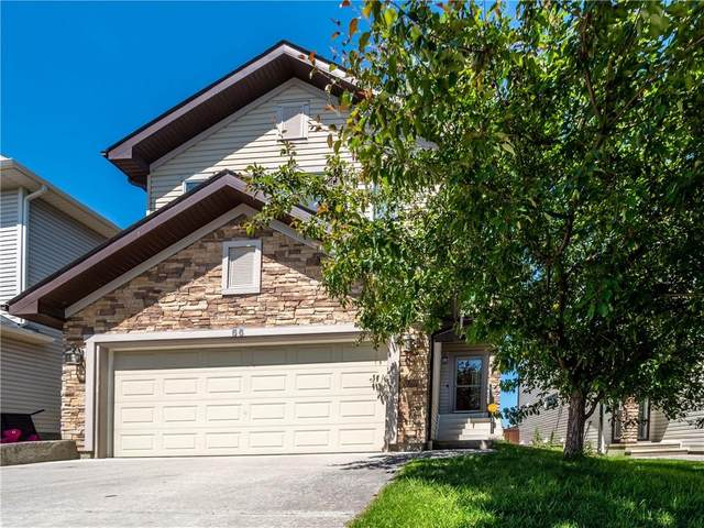 66 Kincora Glen Rise NW, Calgary, AB T3R 0B6 (#C4302653) :: The Cliff Stevenson Group