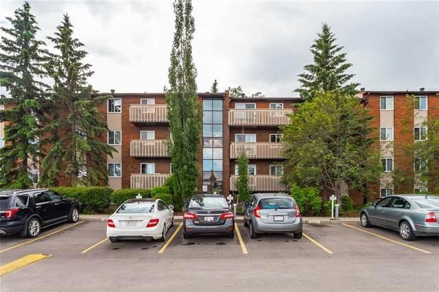 11620 Elbow Drive SW #322, Calgary, AB T2W 3L6 (#C4302678) :: The Cliff Stevenson Group