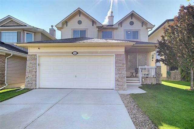 38 Cresthaven Way SW, Calgary, AB T3B 5X9 (#C4302702) :: Redline Real Estate Group Inc