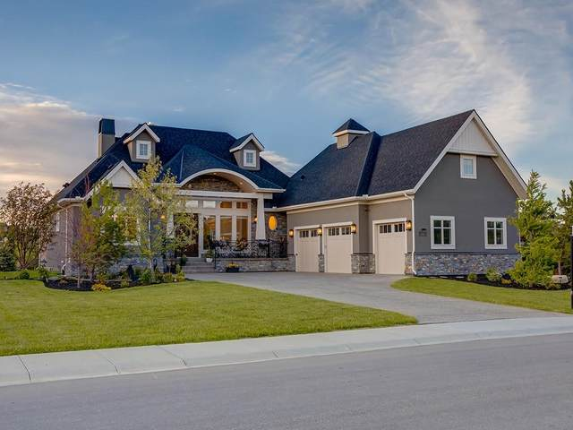 6 Stoneypointe Place, Rural Rocky View County, AB T3L 0C9 (#C4302716) :: Calgary Homefinders