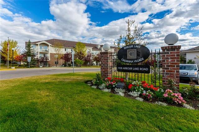 928 Arbour Lake Road NW #2111, Calgary, AB T3G 5T2 (#C4302732) :: The Cliff Stevenson Group
