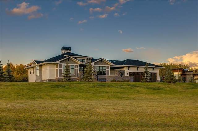 4 Silverhorn Ridge, Rural Rocky View County, AB T3R 0X3 (#C4302827) :: Canmore & Banff