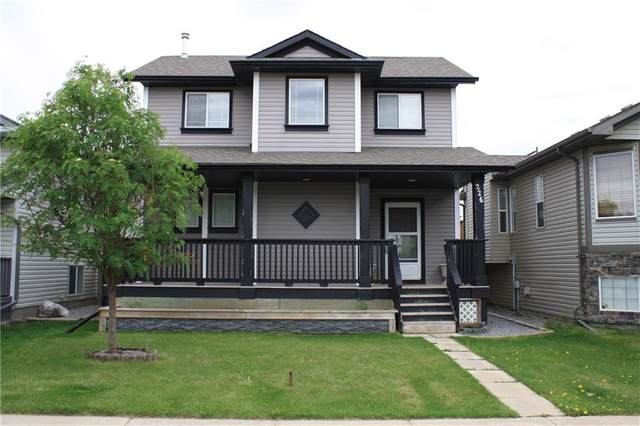 226 Silver Springs Way NW, Airdrie, AB T4B 2Y3 (#C4302847) :: Redline Real Estate Group Inc
