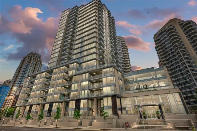 1025 5 Avenue SW #2102, Calgary, AB T2P 0P2 (#C4302881) :: Virtu Real Estate