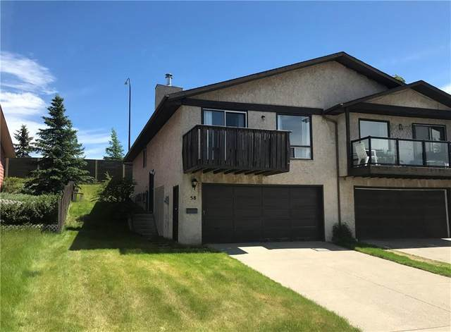 58 Glenpatrick Crescent, Cochrane, AB T4C 1G3 (#C4302887) :: Calgary Homefinders