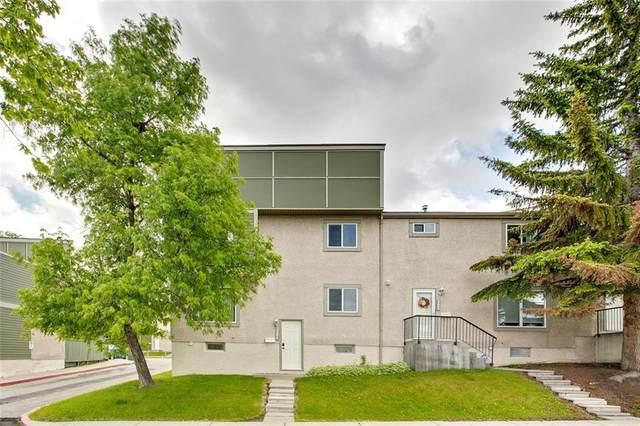 405 64 Avenue NE #301, Calgary, AB T2K 6J6 (#C4302892) :: Calgary Homefinders