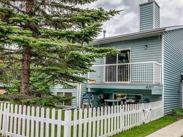 Marten Street, Banff, AB T1L 1B2 (#C4302898) :: Canmore & Banff