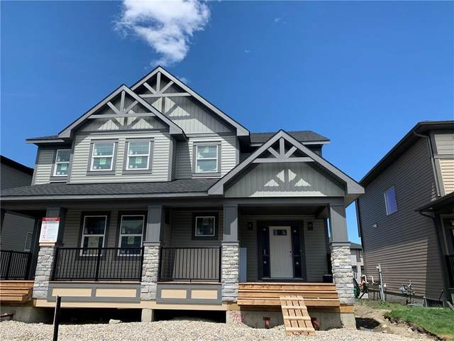 406 Hillcrest Road SW, Airdrie, AB T4B 4T9 (#C4302905) :: The Cliff Stevenson Group