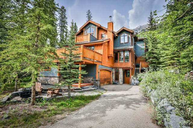 108 Silvertip Ridge, Canmore, AB T1W 3A7 (#C4302952) :: Canmore & Banff