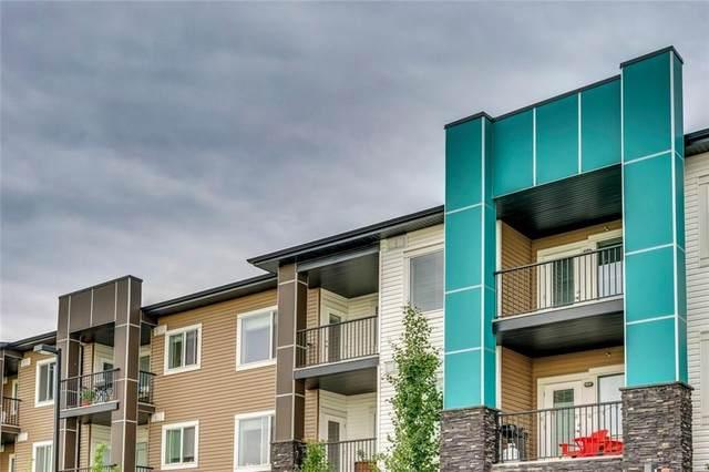 20 Sage Hill Terrace NW #209, Calgary, AB T3R 0W5 (#C4302974) :: Team J Realtors