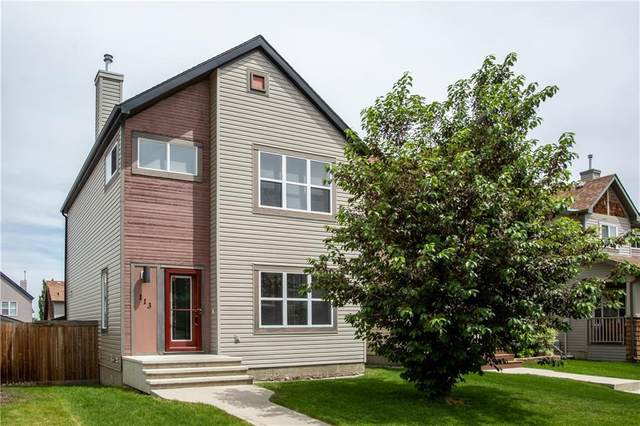 113 Copperstone Terrace SE, Calgary, AB T2Z 0G5 (#C4303100) :: Calgary Homefinders