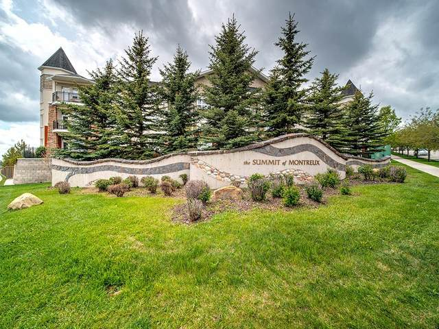 26 Val Gardena View SW #313, Calgary, AB T3H 5Z5 (#C4303101) :: Canmore & Banff