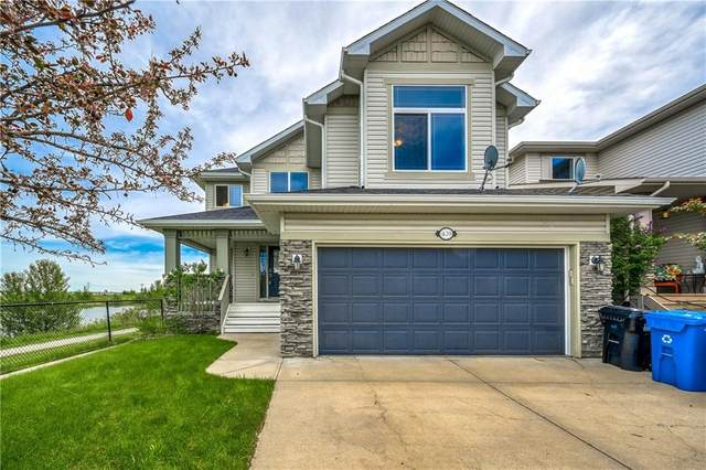 439 Cresthaven Place SW, Calgary, AB T3B 5W6 (#C4303133) :: Redline Real Estate Group Inc