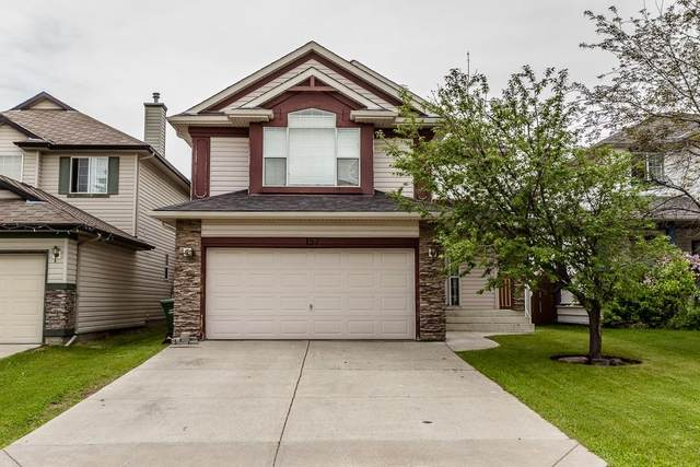 157 Chaparral Crescent SE, Calgary, AB T2X 3K8 (#C4303173) :: The Cliff Stevenson Group