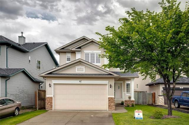 47 Chaparral Circle SE, Calgary, AB T2X 3N7 (#C4303203) :: The Cliff Stevenson Group