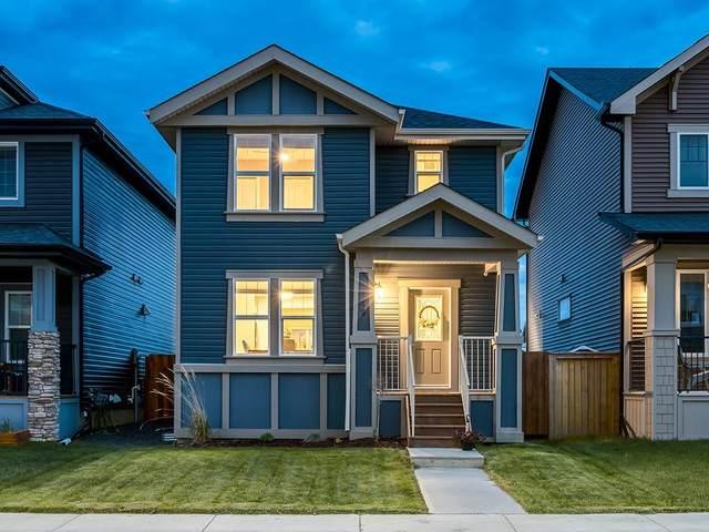149 Fireside Place, Cochrane, AB T4C 0R4 (#C4303236) :: Virtu Real Estate