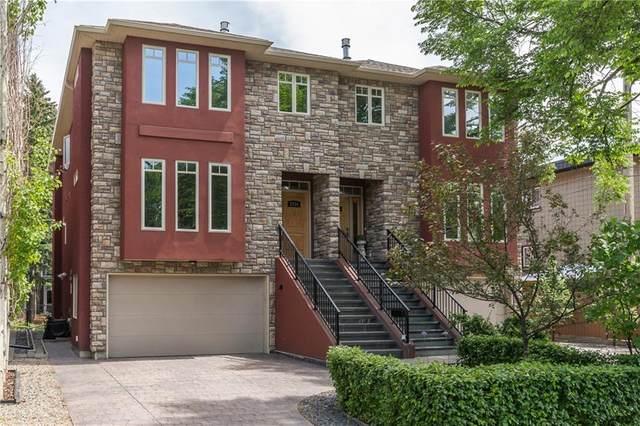 1734 28 Street SW, Calgary, AB T3C 1L9 (#C4303331) :: Calgary Homefinders
