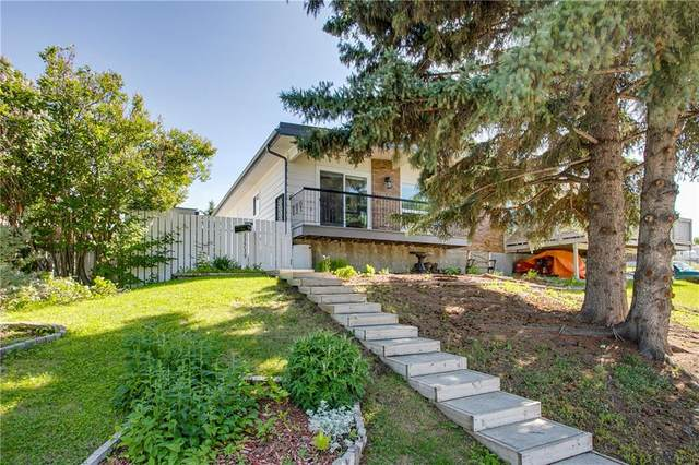 11719 Canfield Road SW, Calgary, AB T2W 1J6 (#C4303347) :: The Cliff Stevenson Group