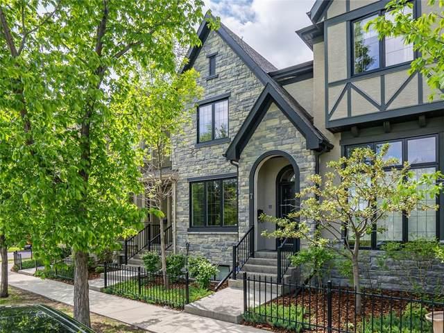 7 Lewis Mackenzie Place SW, Calgary, AB T3E 7R4 (#C4303431) :: Redline Real Estate Group Inc