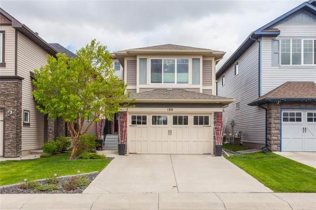 186 Hillcrest Circle SW, Airdrie, AB T4B 0Y6 (#C4303470) :: The Cliff Stevenson Group