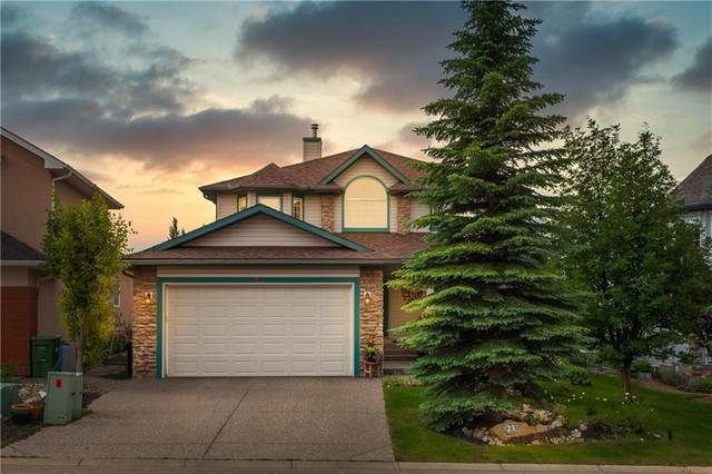 21 Simcoe Mews SW, Calgary, AB T3H 4N2 (#C4303541) :: Virtu Real Estate