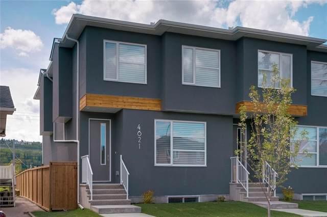 4621 19 Avenue NW, Calgary, AB T3B 0S4 (#C4303549) :: The Cliff Stevenson Group