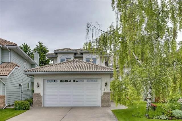 23 Sunwood Park SE, Calgary, AB T2X 2V8 (#C4303607) :: The Cliff Stevenson Group