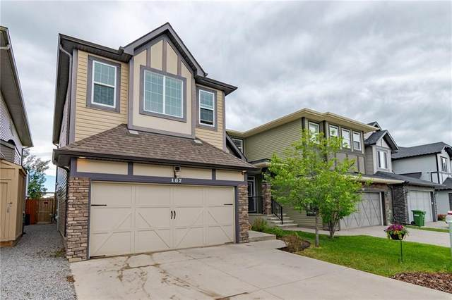 187 Hillcrest Circle SW, Airdrie, AB T4B 0Y6 (#C4303609) :: The Cliff Stevenson Group
