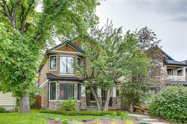 617 26 Avenue NW, Calgary, AB T2M 2E6 (#C4303635) :: Calgary Homefinders