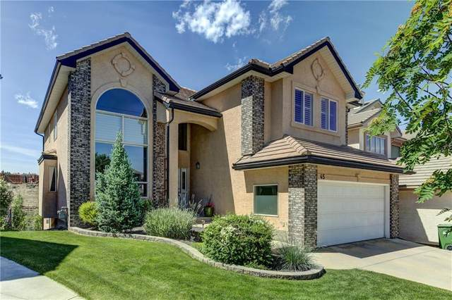 45 Hampstead Manor NW, Calgary, AB T3A 6A2 (#C4303637) :: Redline Real Estate Group Inc