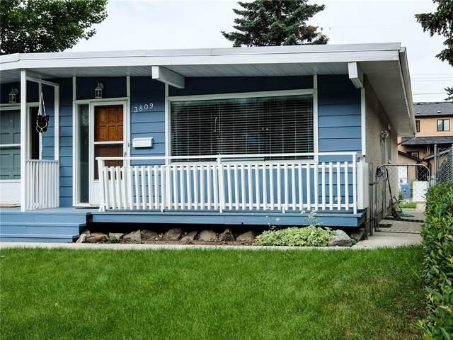 3809 43 Street SW, Calgary, AB T3E 3P8 (#C4303699) :: Redline Real Estate Group Inc