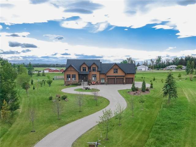 17 Grandview Grove, Rural Rocky View County, AB T3Z 0A7 (#C4303719) :: Canmore & Banff