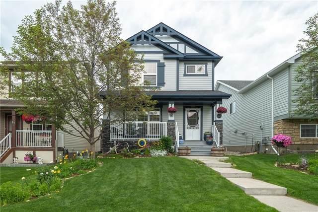 16 Cimarron Grove Rise, Okotoks, AB T1S 2P1 (#C4303730) :: Calgary Homefinders
