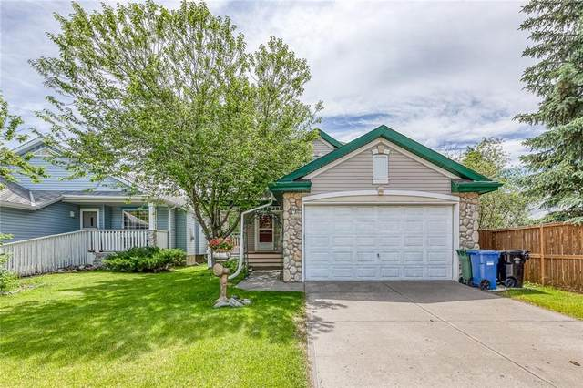 60 Chaparral Way SE, Calgary, AB T2X 3K6 (#C4303775) :: The Cliff Stevenson Group