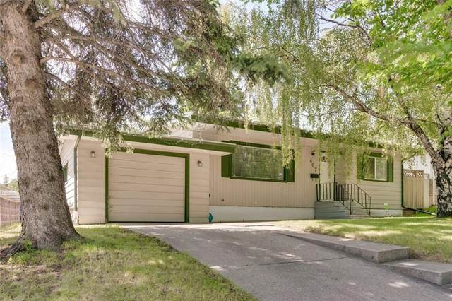 407 Thornhill Place NW, Calgary, AB T2K 2S6 (#C4304854) :: Calgary Homefinders