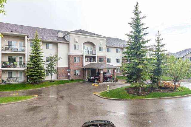 928 Arbour Lake Road NW #2204, Calgary, AB T3G 5T2 (#C4304861) :: The Cliff Stevenson Group