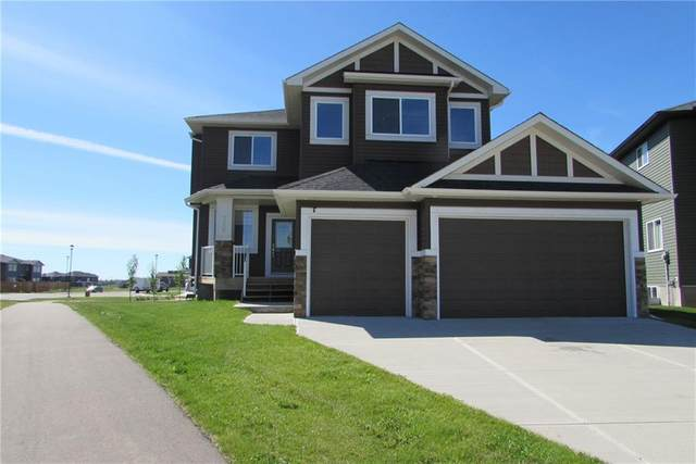 726 Ranch Crescent, Carstairs, AB T0M 0N0 (#C4304863) :: Team J Realtors