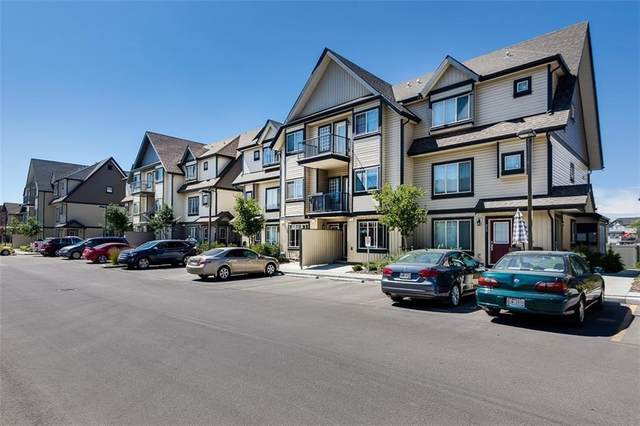 121 Copperpond Common SE #612, Calgary, AB T2Z 5B6 (#C4304873) :: Calgary Homefinders