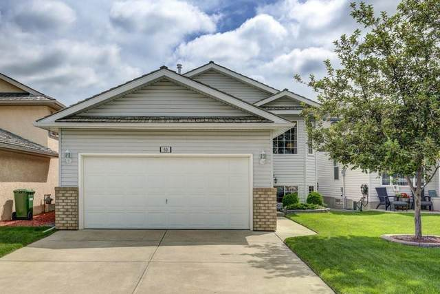 60 Woodside Crescent NW, Airdrie, AB T4B 2K2 (#C4304894) :: The Cliff Stevenson Group