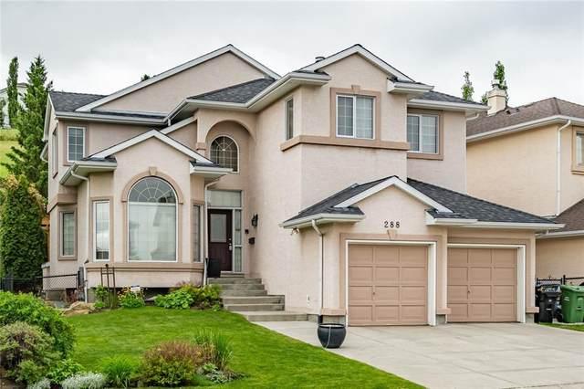288 Edgebrook Park NW, Calgary, AB T3A 5T7 (#C4304904) :: The Cliff Stevenson Group