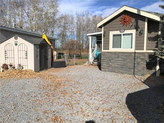 703 Carefree Resort, Rural Red Deer County, AB T4G 1T8 (#C4304926) :: The Cliff Stevenson Group