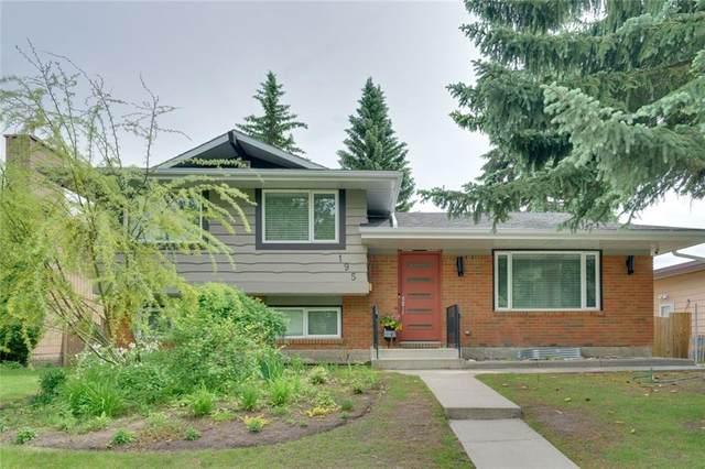 195 Lake Arrow Green SE, Calgary, AB  (#C4304929) :: The Cliff Stevenson Group