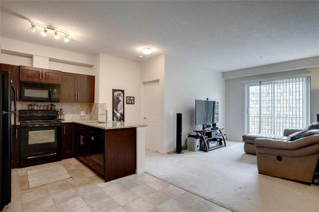 1540 Sherwood Boulevard NW #1122, Calgary, AB T3R 0K5 (#C4304931) :: Redline Real Estate Group Inc