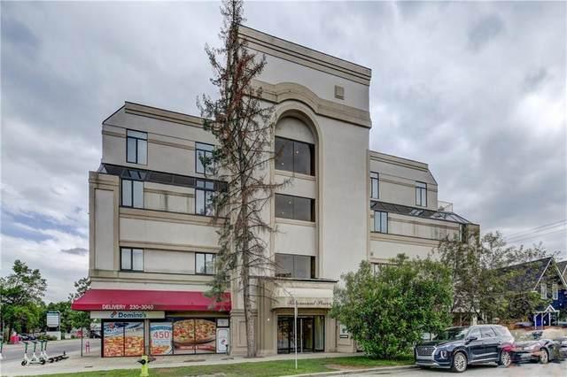 103 10 Avenue NW #201, Calgary, AB T2M 0B4 (#C4304941) :: The Cliff Stevenson Group