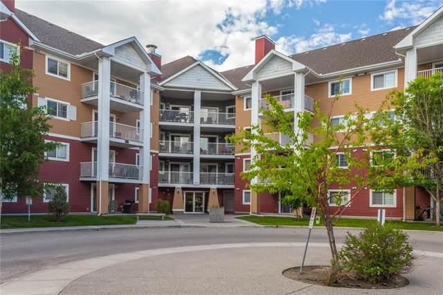 10 Prestwick Bay SE #1123, Calgary, AB T2Z 0E6 (#C4304945) :: Calgary Homefinders