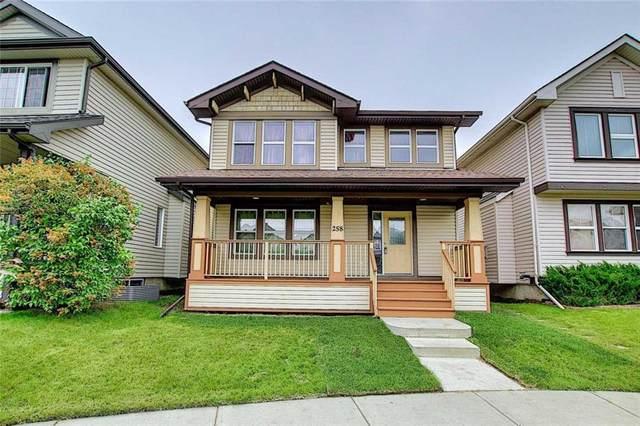 258 Prestwick Close SE, Calgary, AB T2Z 4Y4 (#C4304950) :: Calgary Homefinders